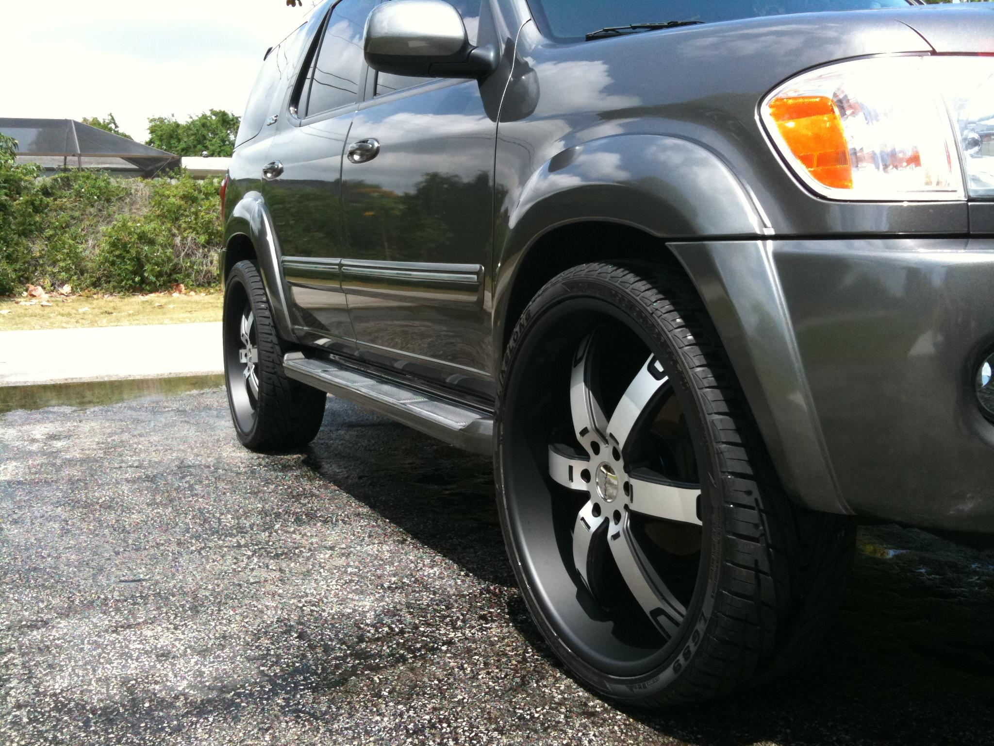 Hudson Chrysler Jeep Dodge >> thywillbedone 2006 Toyota SequoiaSR5 Sport Utility 4D Specs, Photos, Modification Info at CarDomain