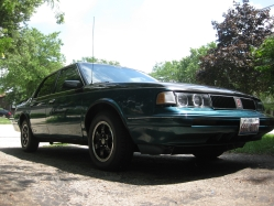 silentwing 1994 Oldsmobile Cutlass Ciera