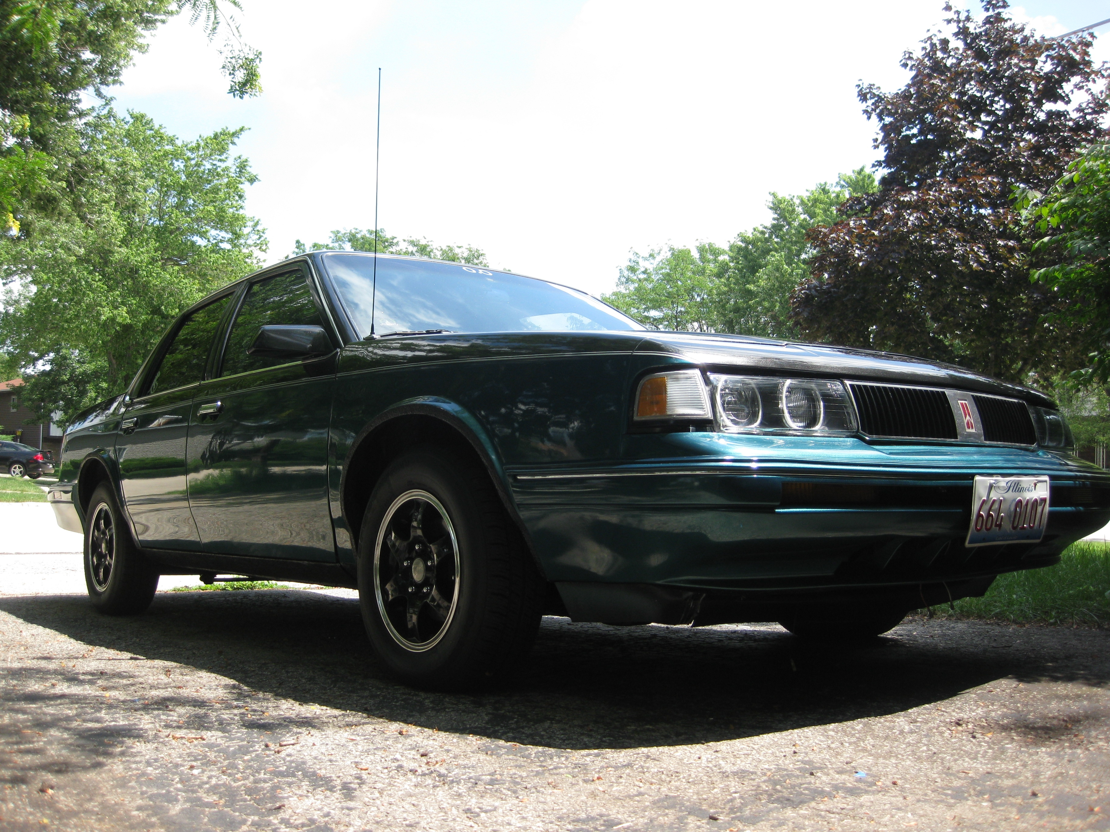 silentwing's 1994 Oldsmobile Cutlass Ciera