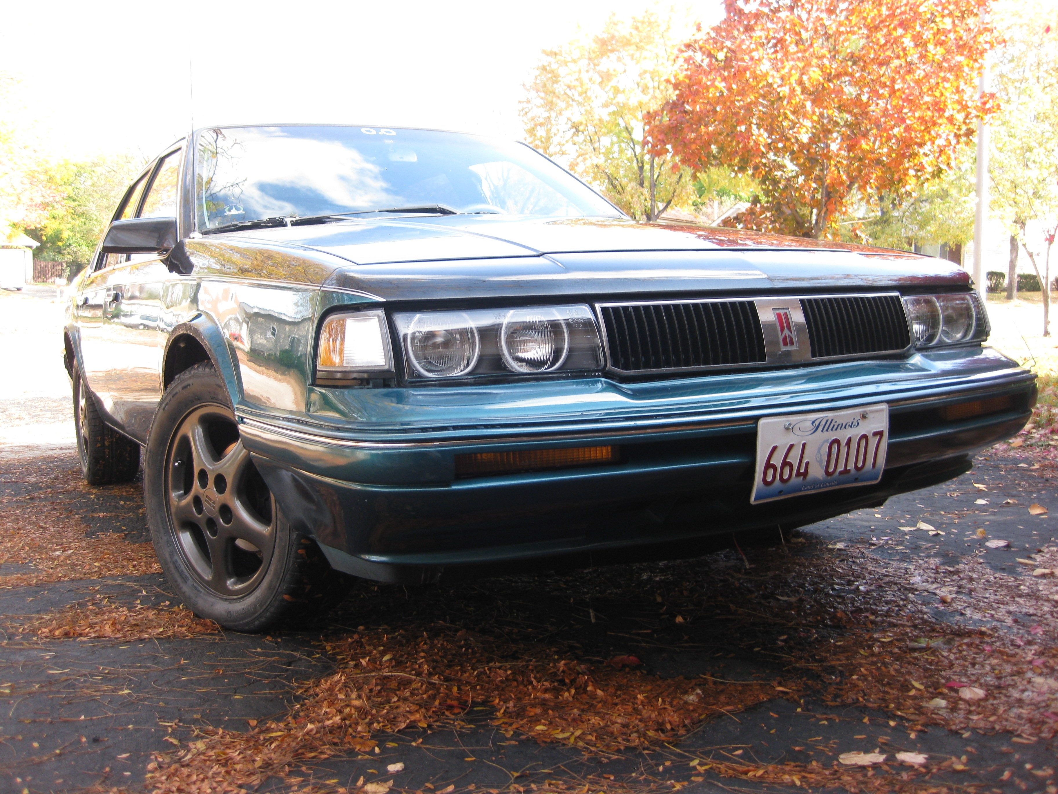 Another silentwing 1994 Oldsmobile Cutlass Ciera post... - 14422420