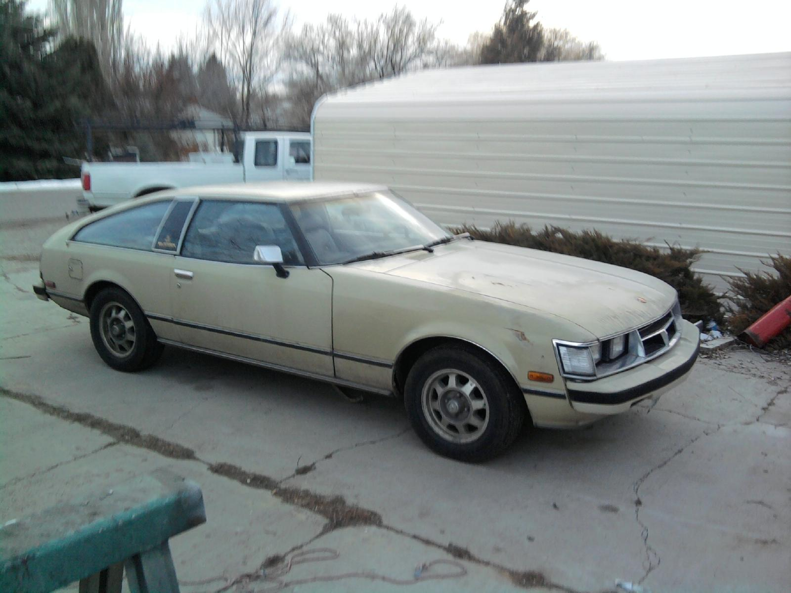 lucerosoxfan 1979 Toyota Supra Specs, Photos, Modification Info at ...