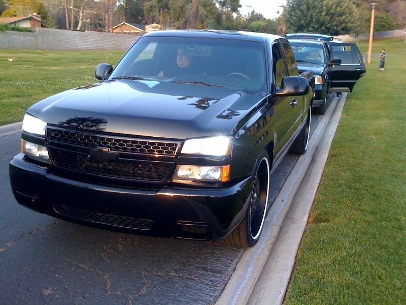 Another SOCAL_SS 2006 Chevrolet Silverado 1500 Extended Cab post... - 14423297