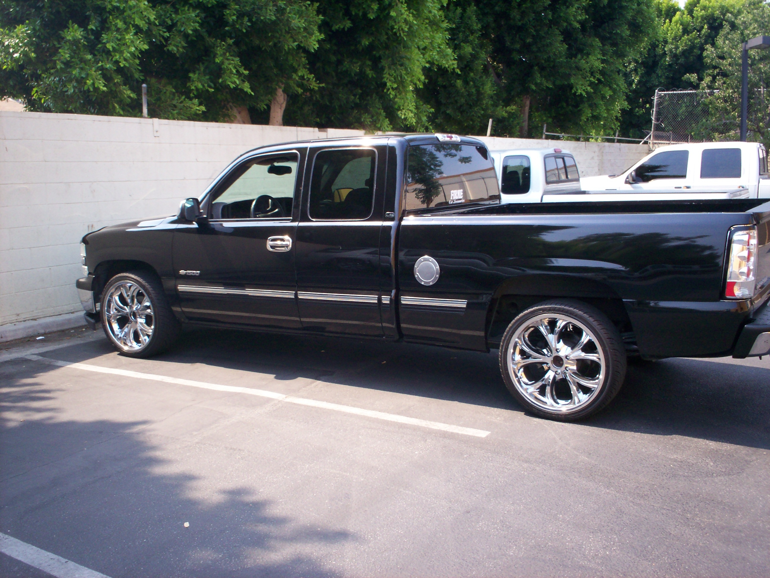 socal ss 2006 chevrolet silverado 1500 extended cab specs photos modification info at cardomain. Black Bedroom Furniture Sets. Home Design Ideas