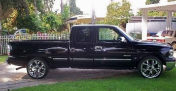 Another SOCAL_SS 2006 Chevrolet Silverado 1500 Extended Cab post... - 14423303