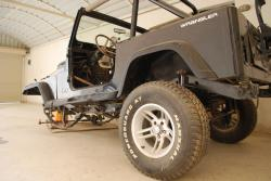 Shay-Bones 1992 Jeep Wrangler