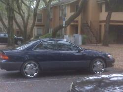 Amp813Carss 1998 Lexus ES
