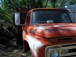 74563 1964 Ford F-800