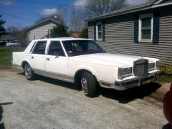 mikes77truck 1980 Lincoln Town Car