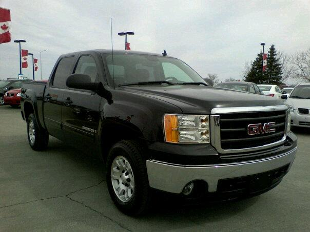 GMC Sierra SOLD FOR DURAMAX