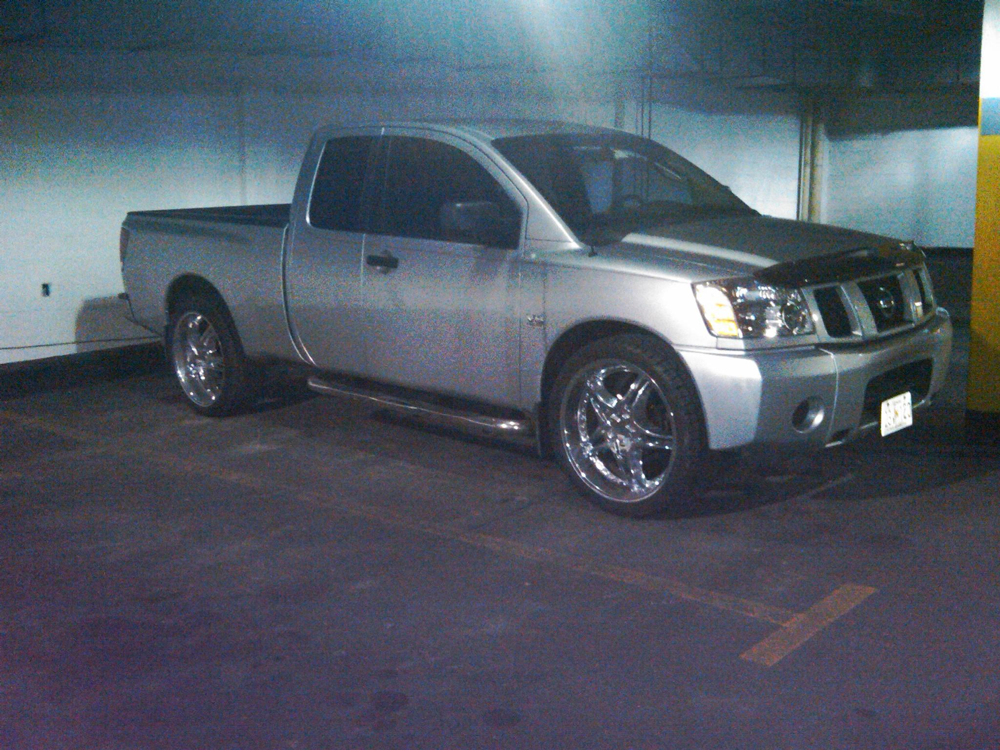 luidel12 2004 nissan titan crew cab specs photos modification info at cardomain. Black Bedroom Furniture Sets. Home Design Ideas