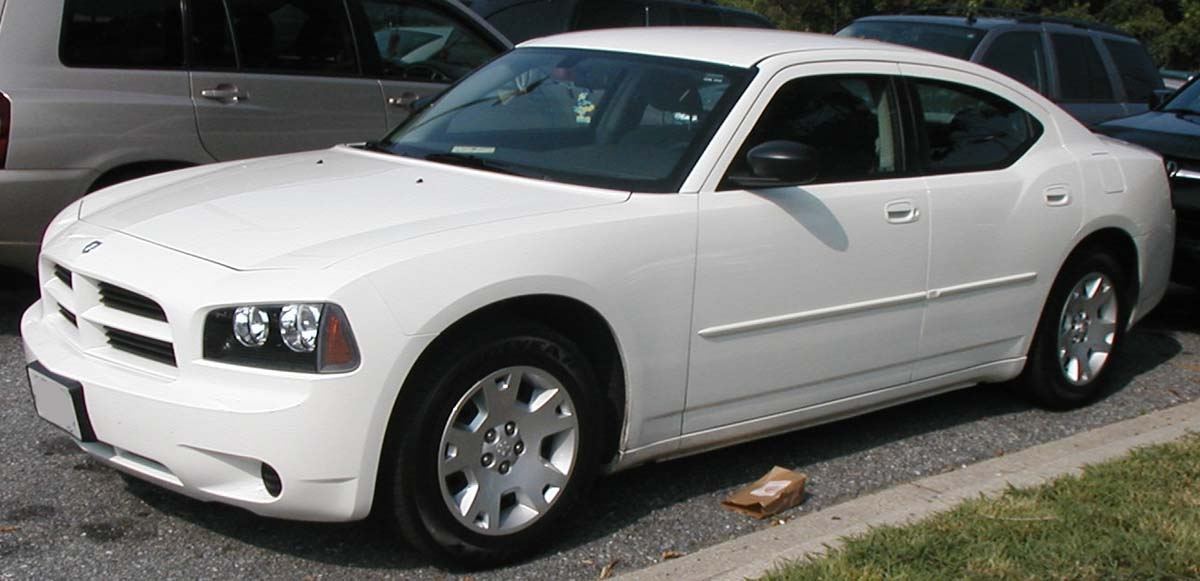 J-B00GIE 2007 Dodge Charger 14424659