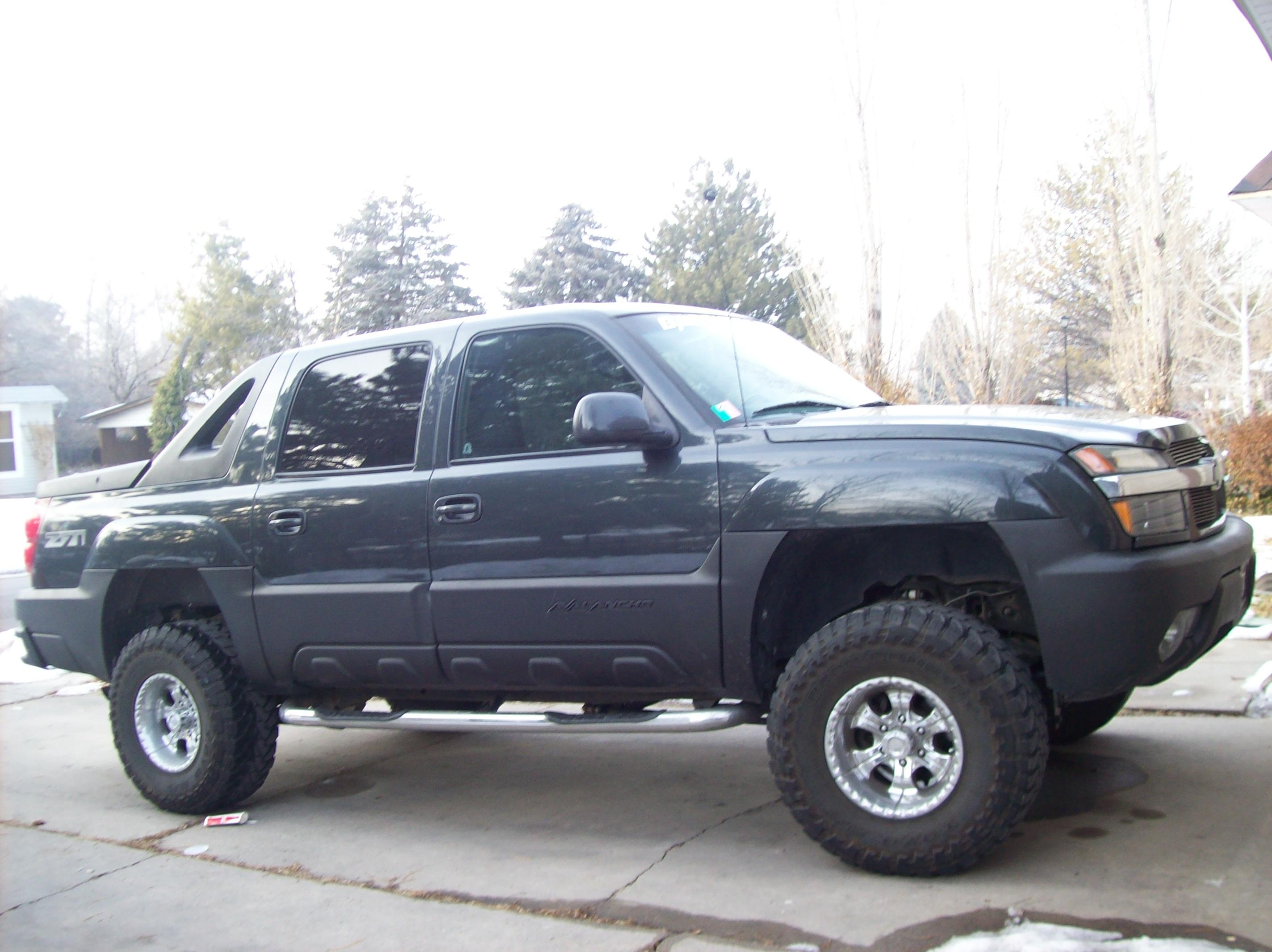 badtuffstuff 2003 Chevrolet Avalanche Specs Photos Modification