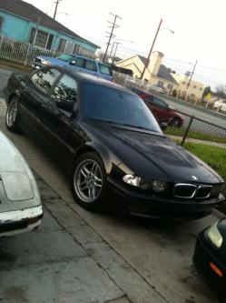 carlover24ks 2001 BMW 7 Series