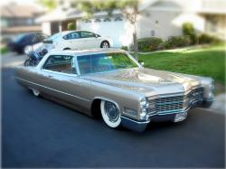 DagoDanes 1966 Cadillac DeVille