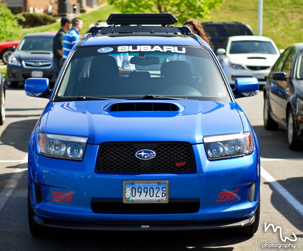 Another InitialBlue 2007 Subaru Forester post... - 14426581