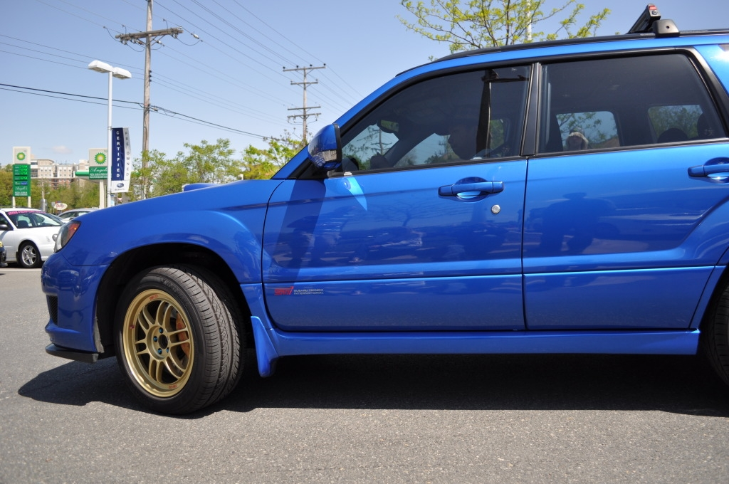 Another InitialBlue 2007 Subaru Forester post... - 14426583