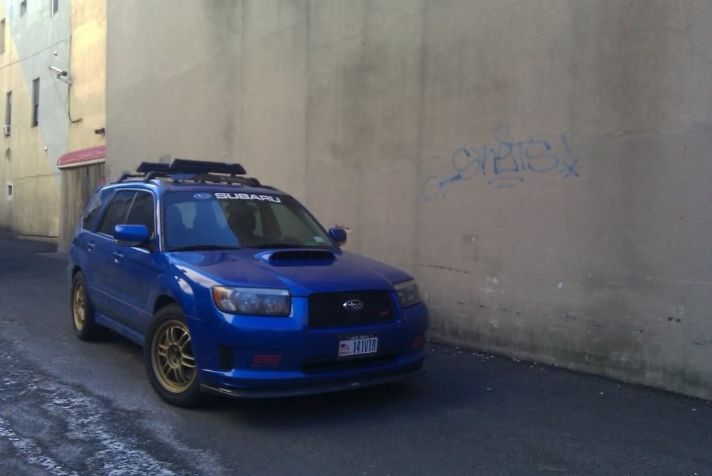 Another InitialBlue 2007 Subaru Forester post... - 14426584