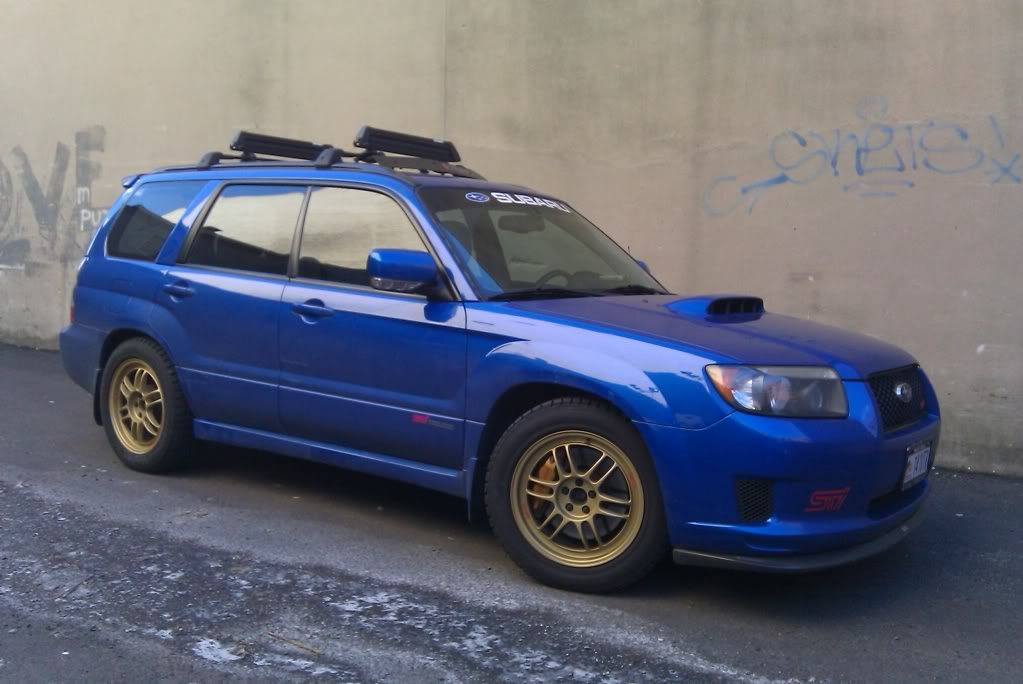 Another InitialBlue 2007 Subaru Forester post... - 14426585