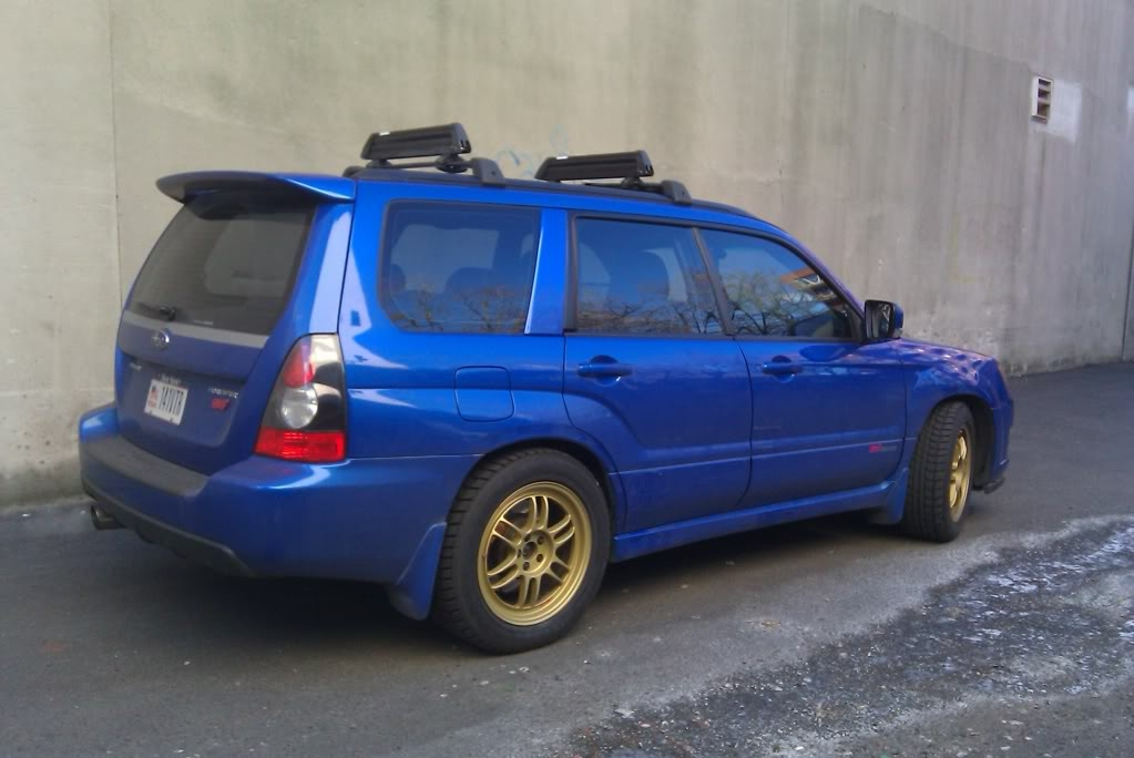 Another InitialBlue 2007 Subaru Forester post... - 14426586