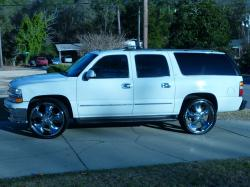 MulattoKing83's 2002 Chevrolet Suburban 1500
