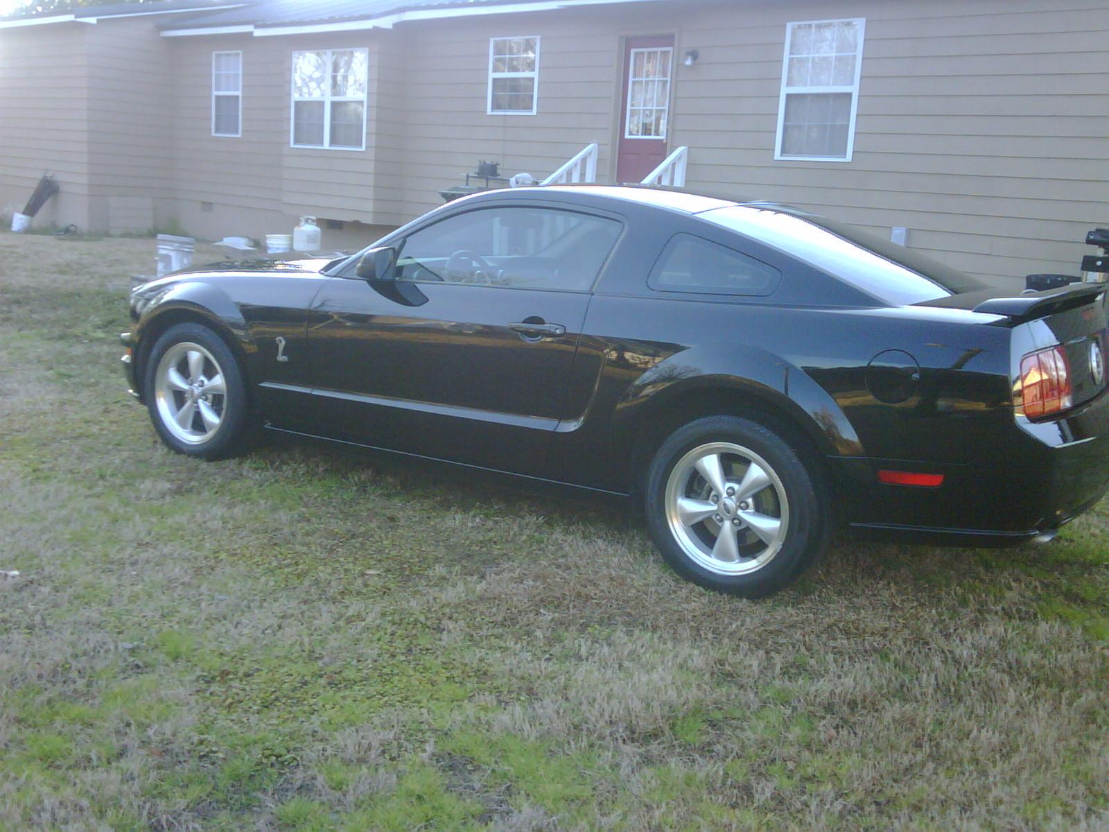 Another jconaway 2007 Ford Mustang post... - 14424337