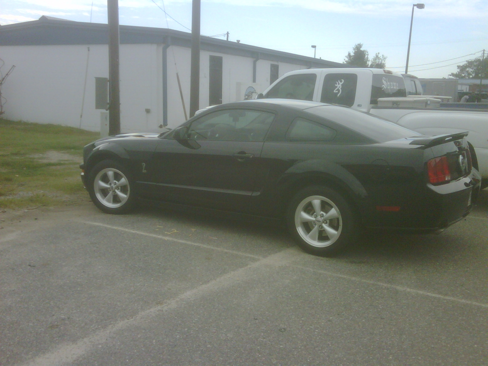 Another jconaway 2007 Ford Mustang post... - 14424338
