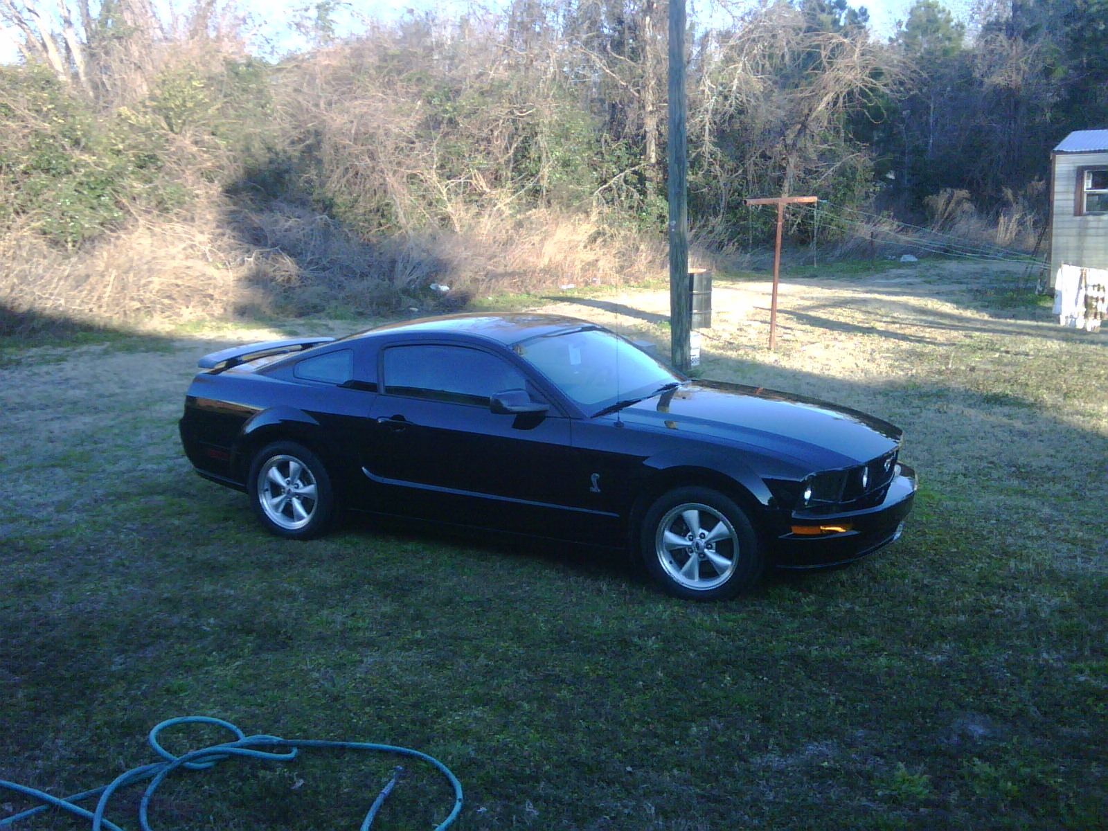 Another jconaway 2007 Ford Mustang post... - 14424340