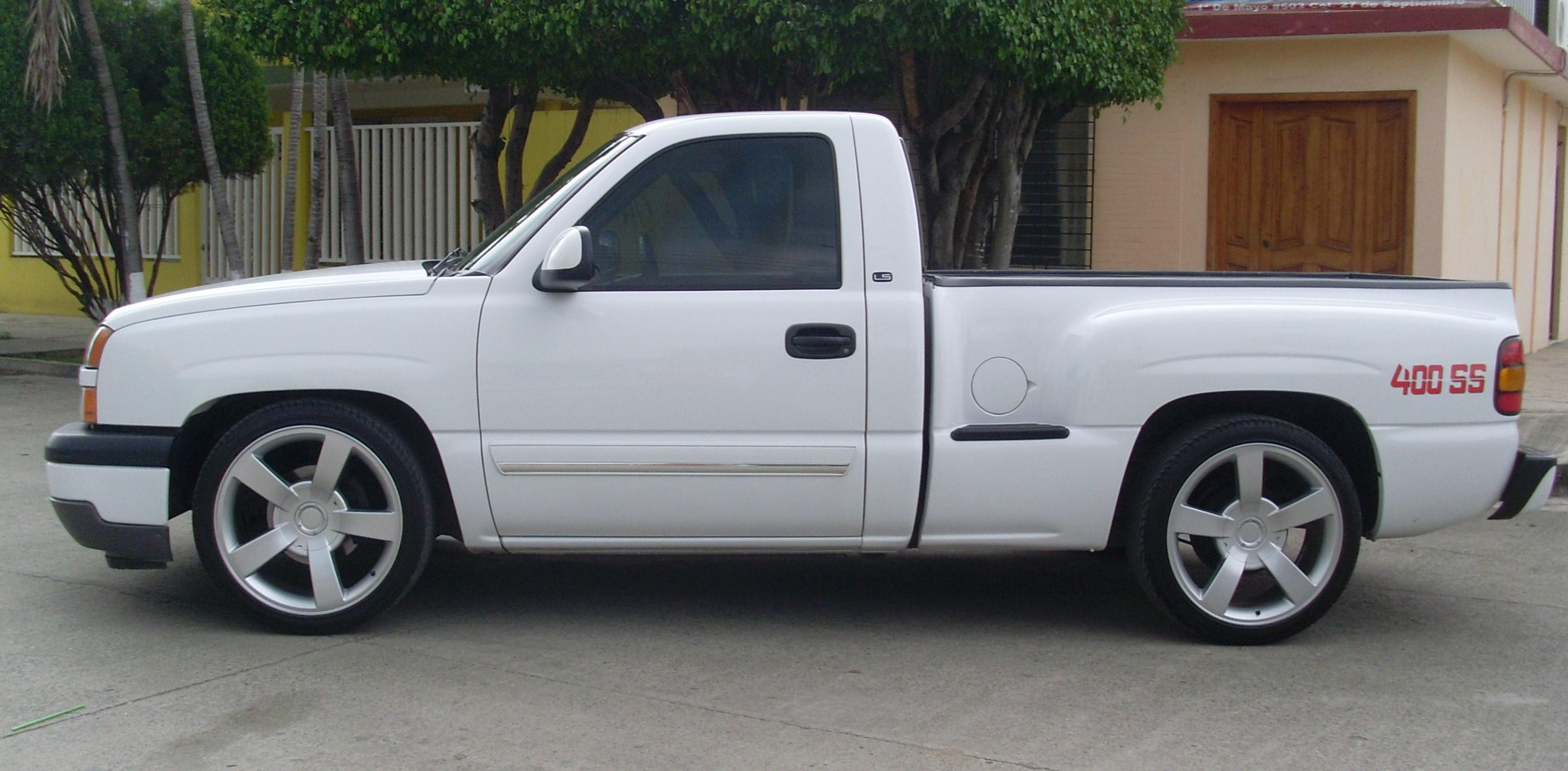 400ssgarces 2005 Chevrolet Silverado 1500 Regular Cab