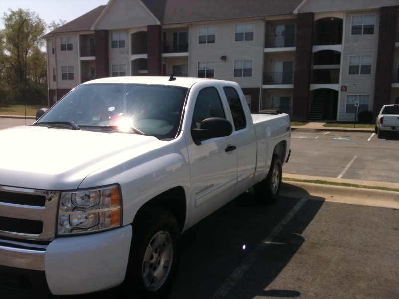 Another bigwhitey4x4 2010 Chevrolet Silverado 1500 Extended Cab post... - 14427921