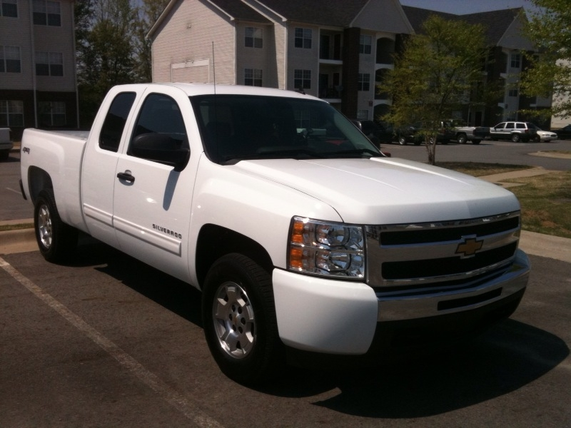 Another bigwhitey4x4 2010 Chevrolet Silverado 1500 Extended Cab post... - 14427923
