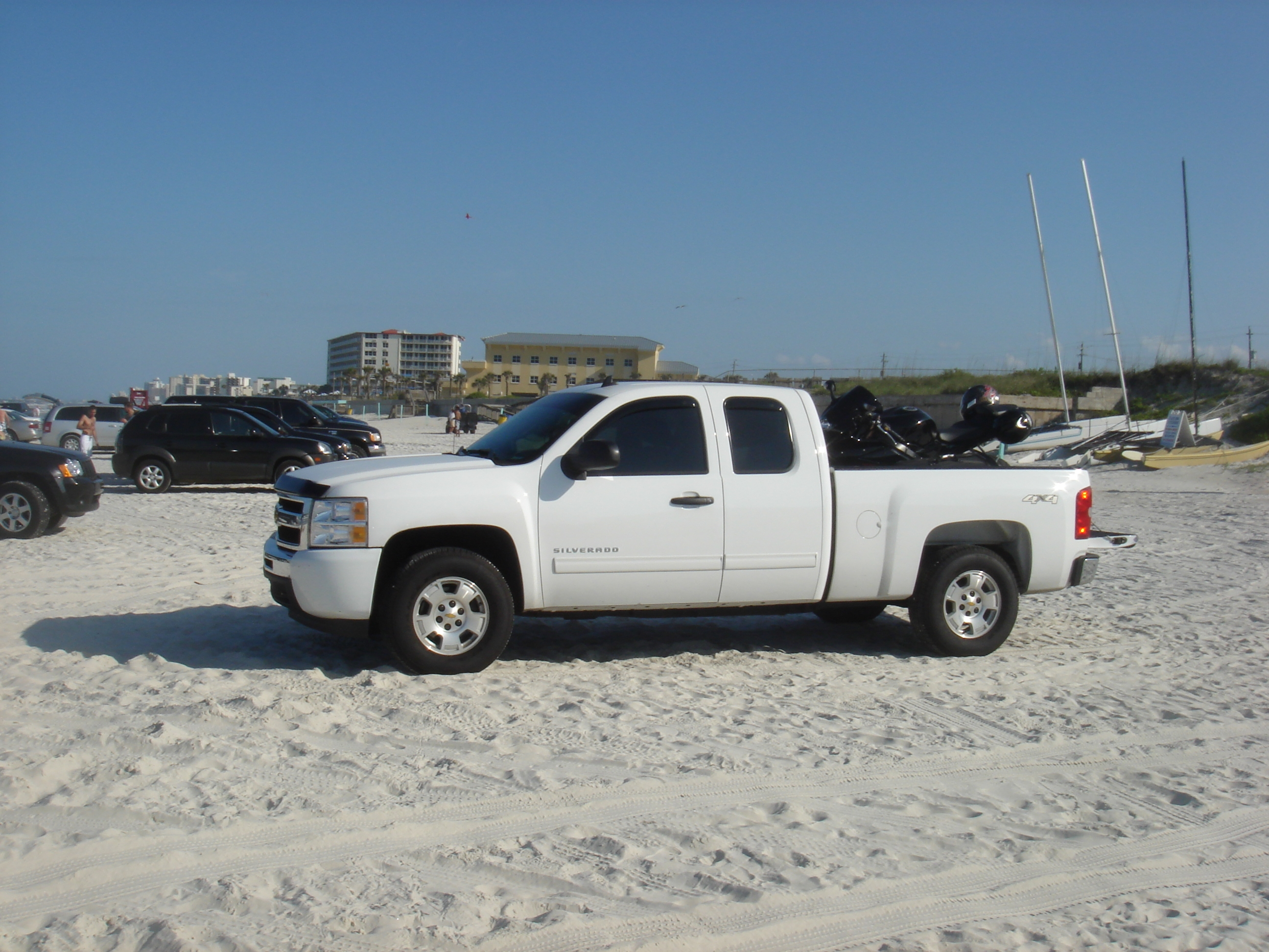 Another bigwhitey4x4 2010 Chevrolet Silverado 1500 Extended Cab post... - 14427925