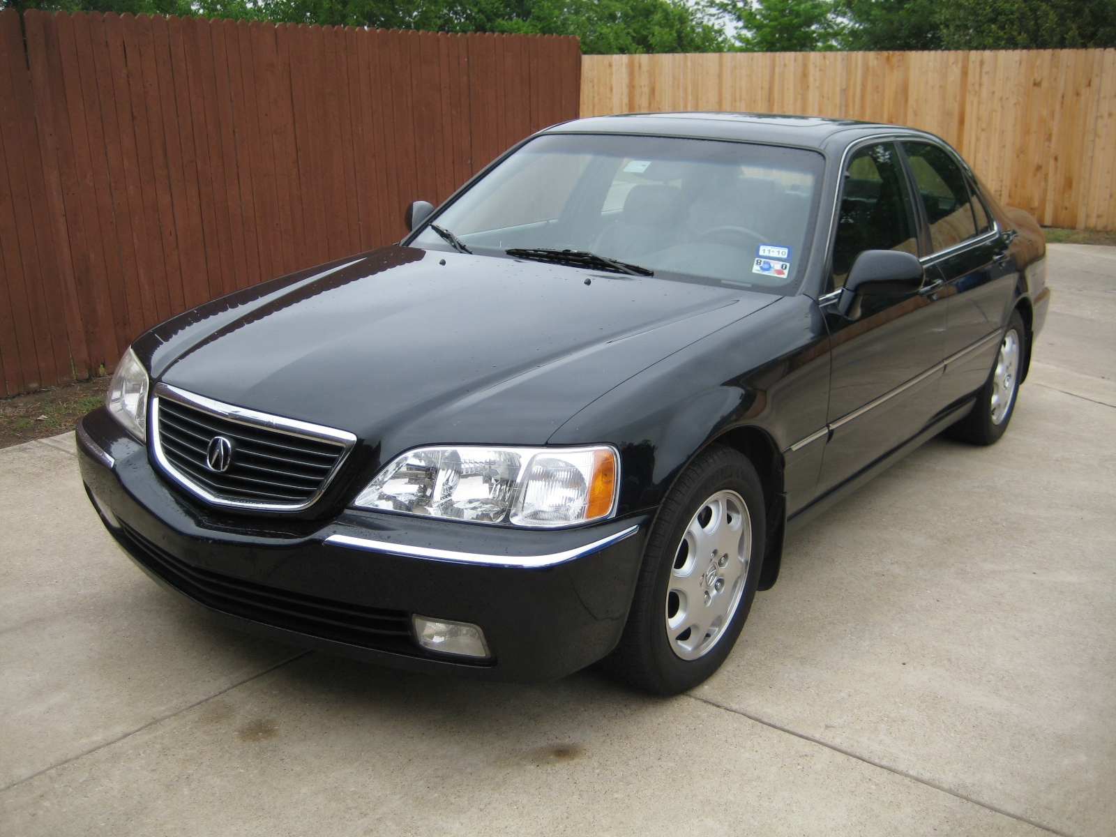 Another LEGEND_101 2000 Acura RL post... - 14426993