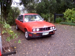 dutchyboys 1985 BMW 3 Series