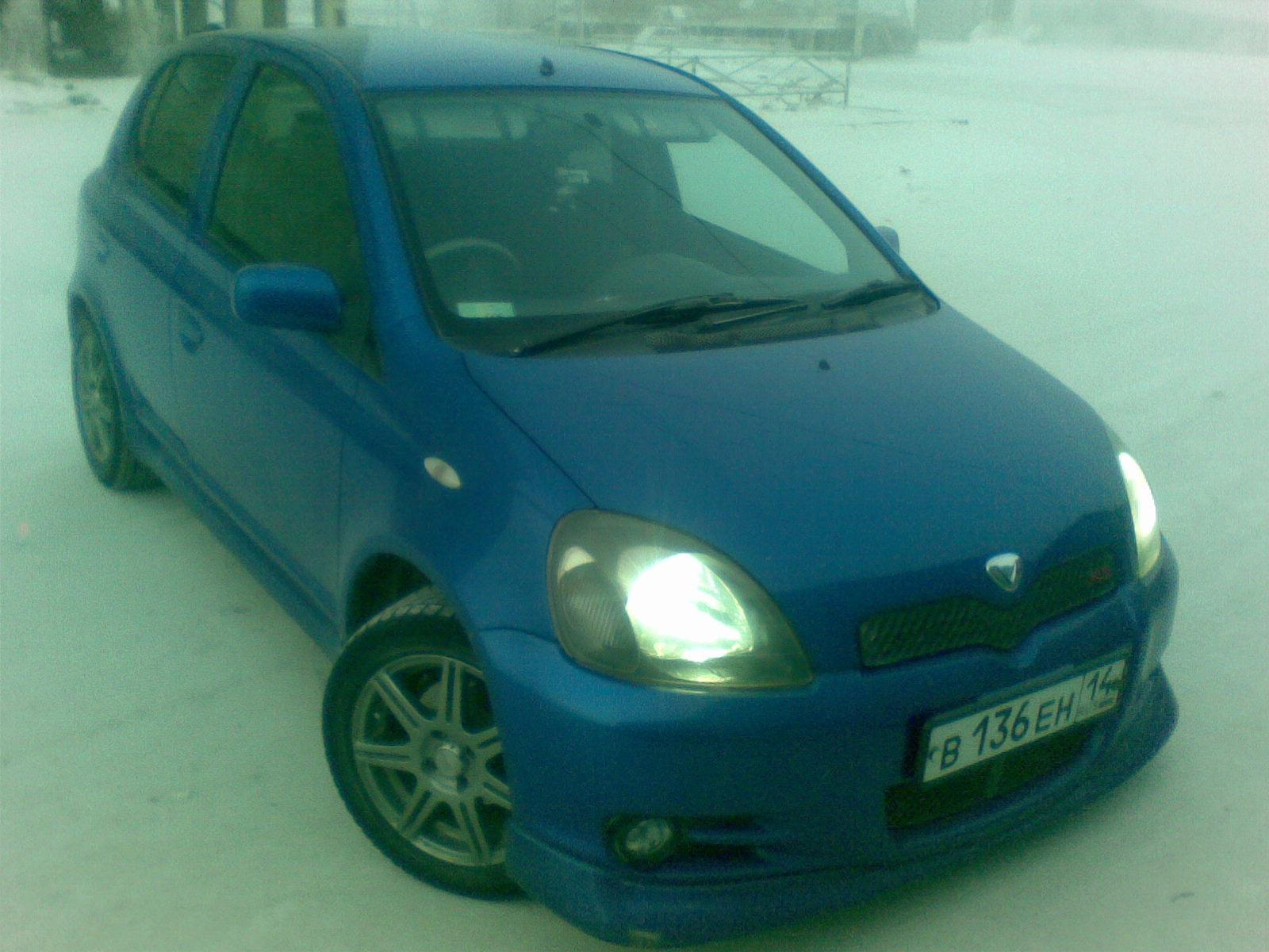 Another r9621 2001 Toyota Vitz post... - 14429377