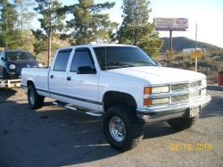 darylp64 1996 Chevrolet 3500 Regular Cab
