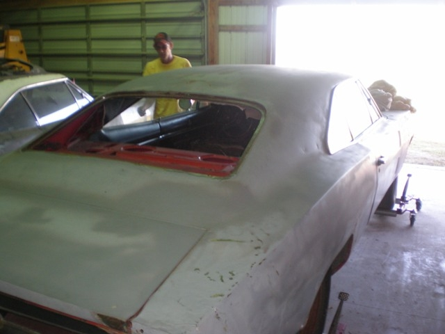 Another moparstuart 1969 Dodge Charger post... - 14430794
