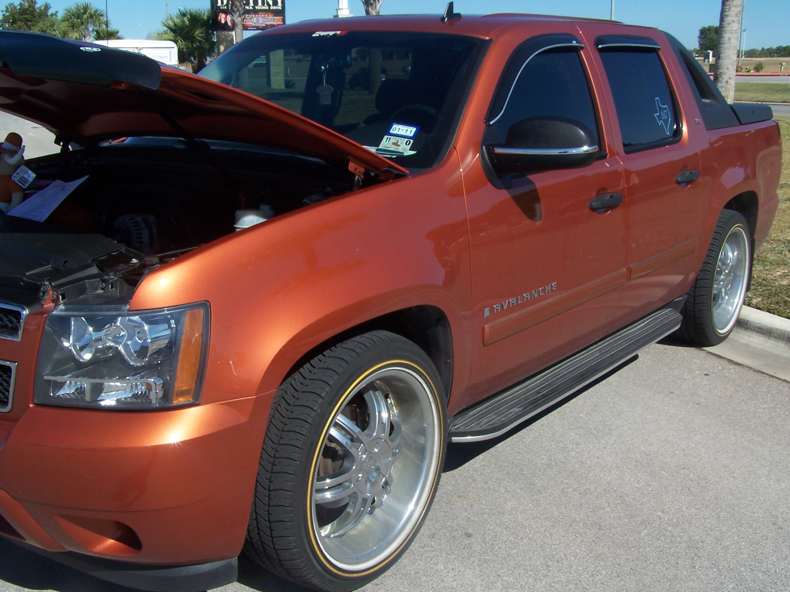 Another TIMJOHNSON22 2007 GMC Yukon post... - 14431281