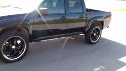 07colorados 2007 Chevrolet Colorado Regular Cab