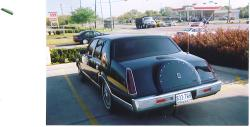 sumtinlikeapimps 1986 Lincoln Mark VII