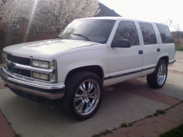 Another xFreeOfFilthx 1999 Chevrolet Tahoe post... - 14431626