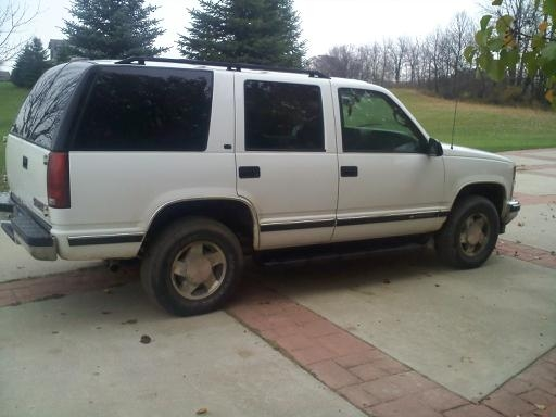Another xFreeOfFilthx 1999 Chevrolet Tahoe post... - 14431632