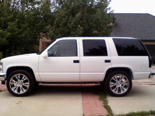 Another xFreeOfFilthx 1999 Chevrolet Tahoe post... - 14431646