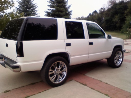 Another xFreeOfFilthx 1999 Chevrolet Tahoe post... - 14431652