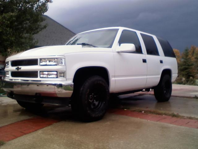 Another xFreeOfFilthx 1999 Chevrolet Tahoe post... - 14431655