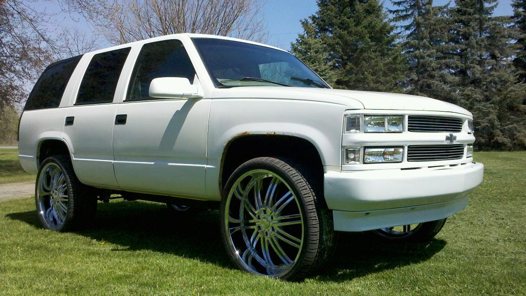 Another xFreeOfFilthx 1999 Chevrolet Tahoe post... - 14431660