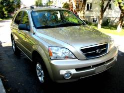 Craiguss 2003 Kia Sorento