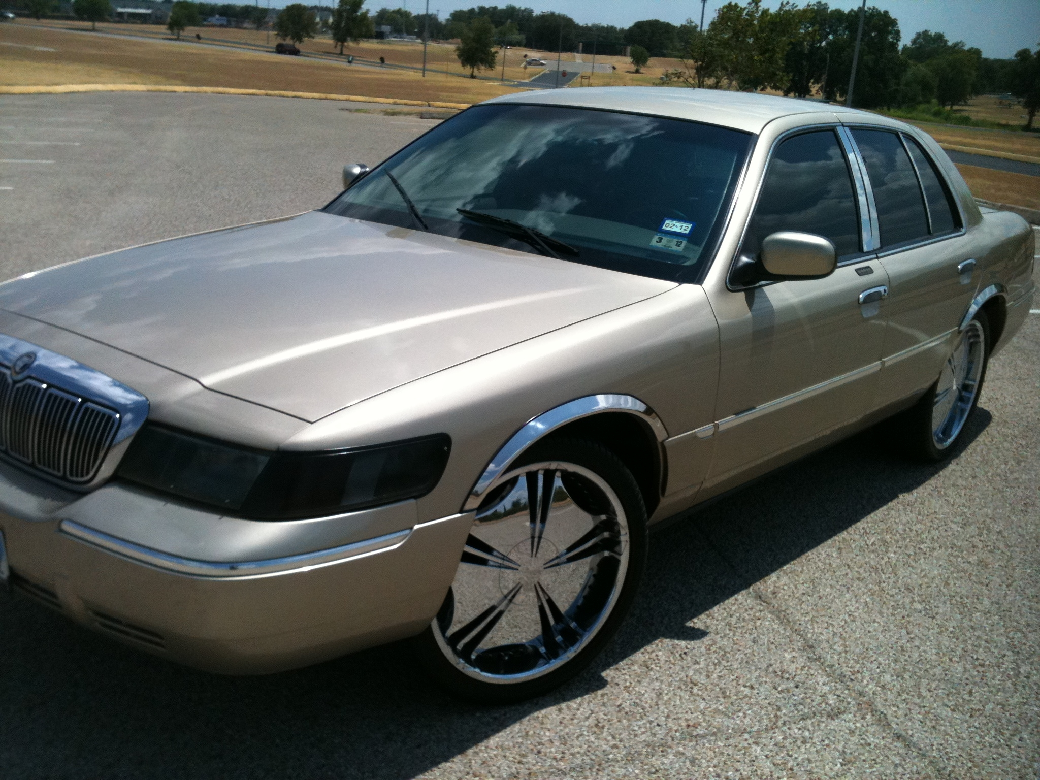 Toyota Of Killeen >> MercGame254 1999 Mercury Grand Marquis Specs, Photos, Modification Info at CarDomain