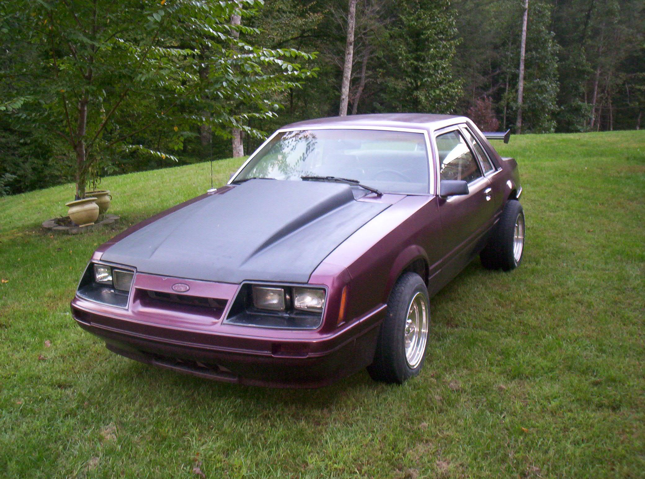 derrikcouch 1985 ford mustang specs photos modification. Black Bedroom Furniture Sets. Home Design Ideas