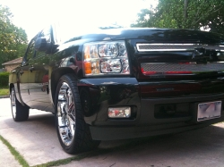 xParranderos 2007 Chevrolet Silverado 1500 Crew Cab