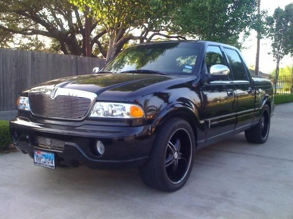 EL_DE_DURANGO 2002 Lincoln Blackwood 14434962